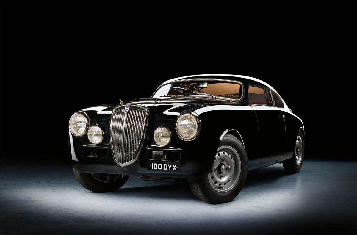 Lancia Aurelia B20 GT Totale