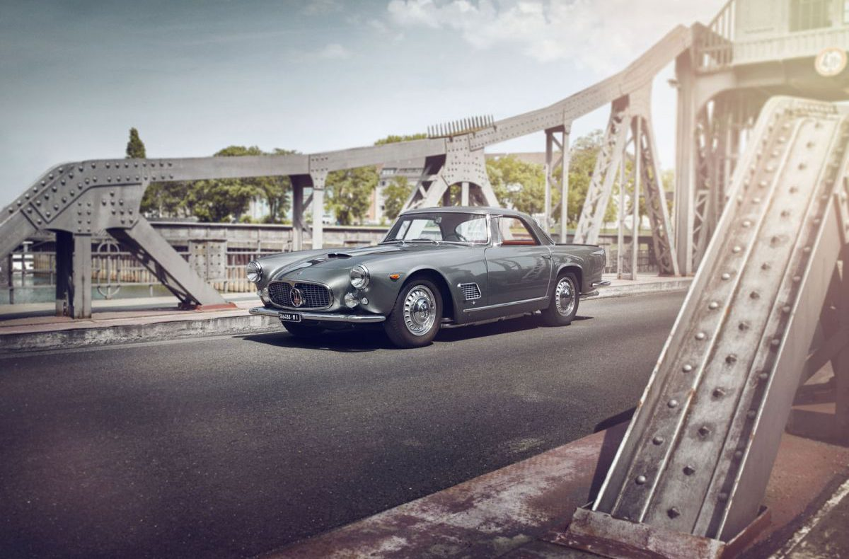 Maserati 3500 GT Brücke