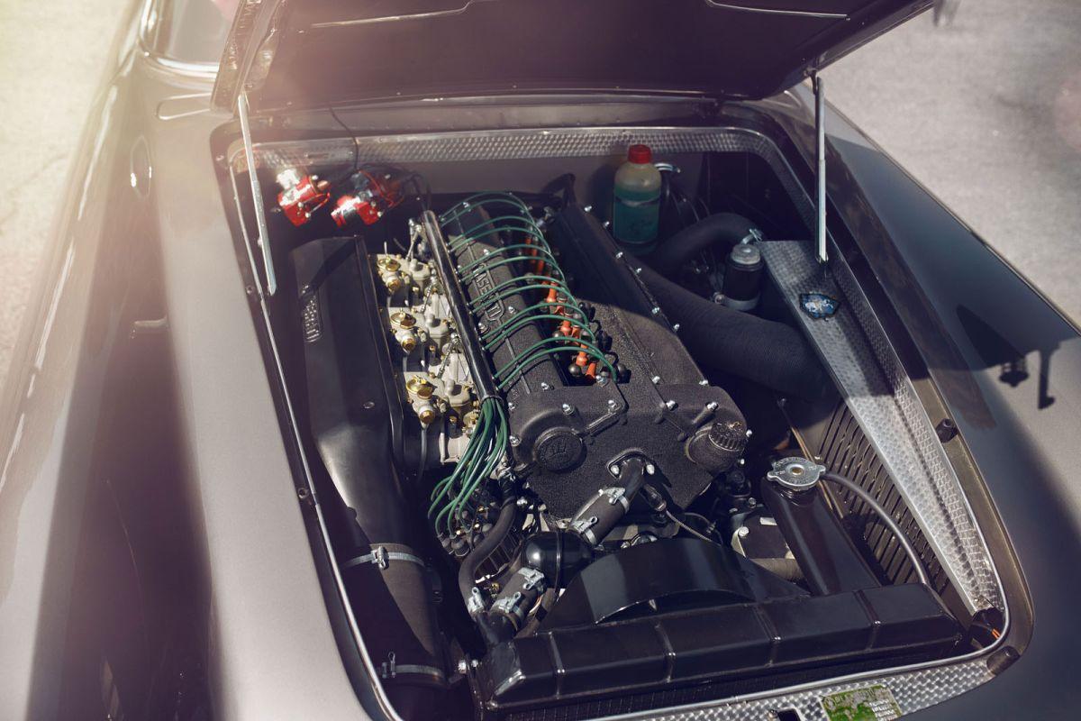 Maserati 3500 GT Motor