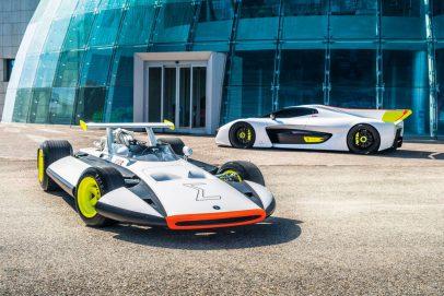 Pininfarina Designkonzepte 1