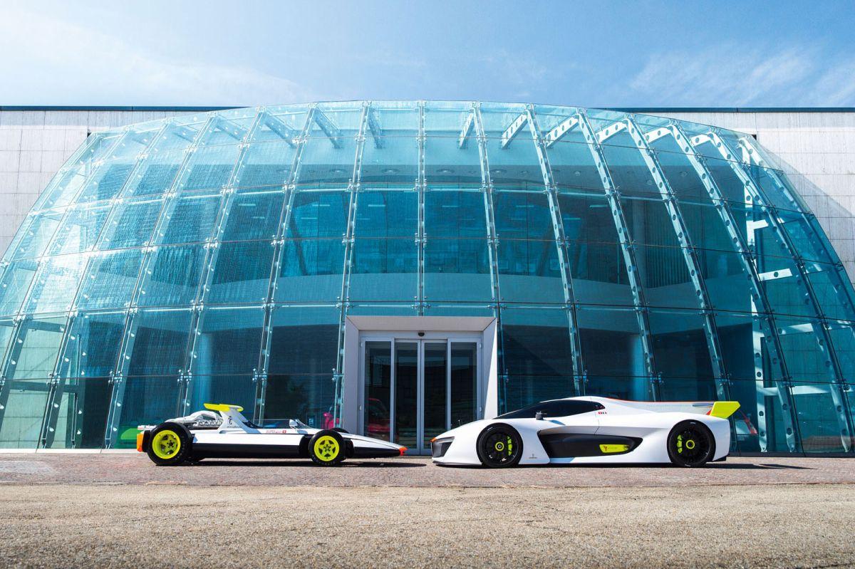 Pininfarina Designkonzepte 2