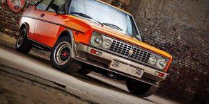 Fiat 131 Racing, voglia di correre