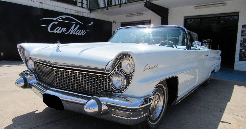 Lincoln Continental Oltre L Auto Di Dallas Classic Trader Magazine