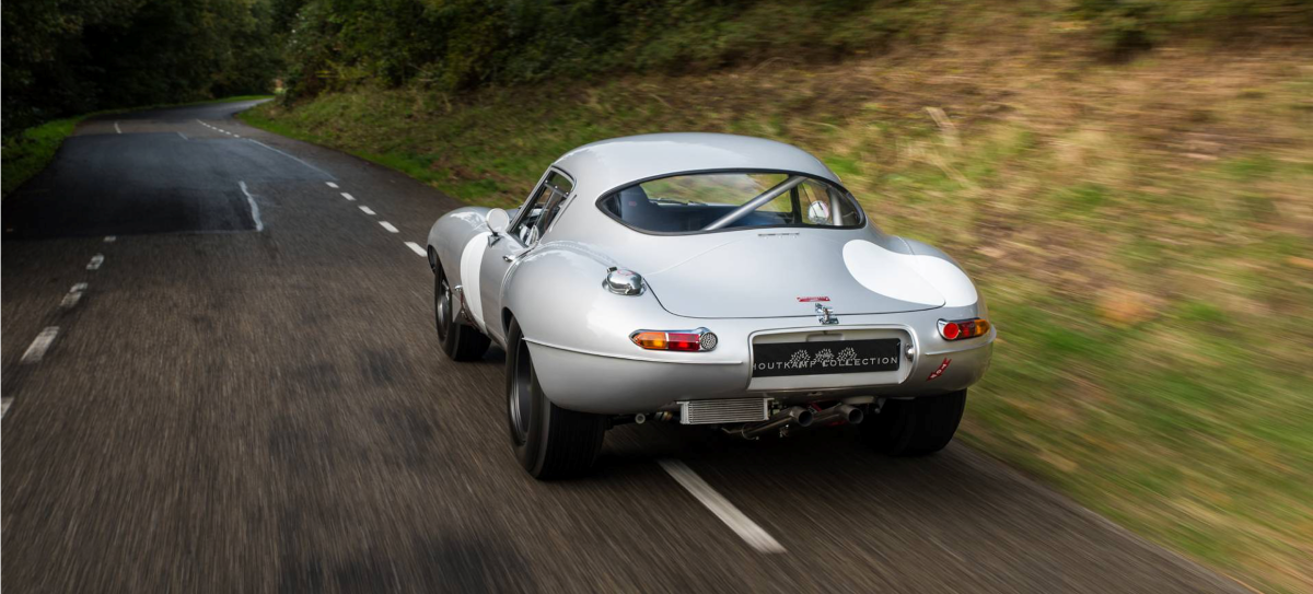 1963 Jaguar E-Type 3.8 Lowdrag Recreation 3