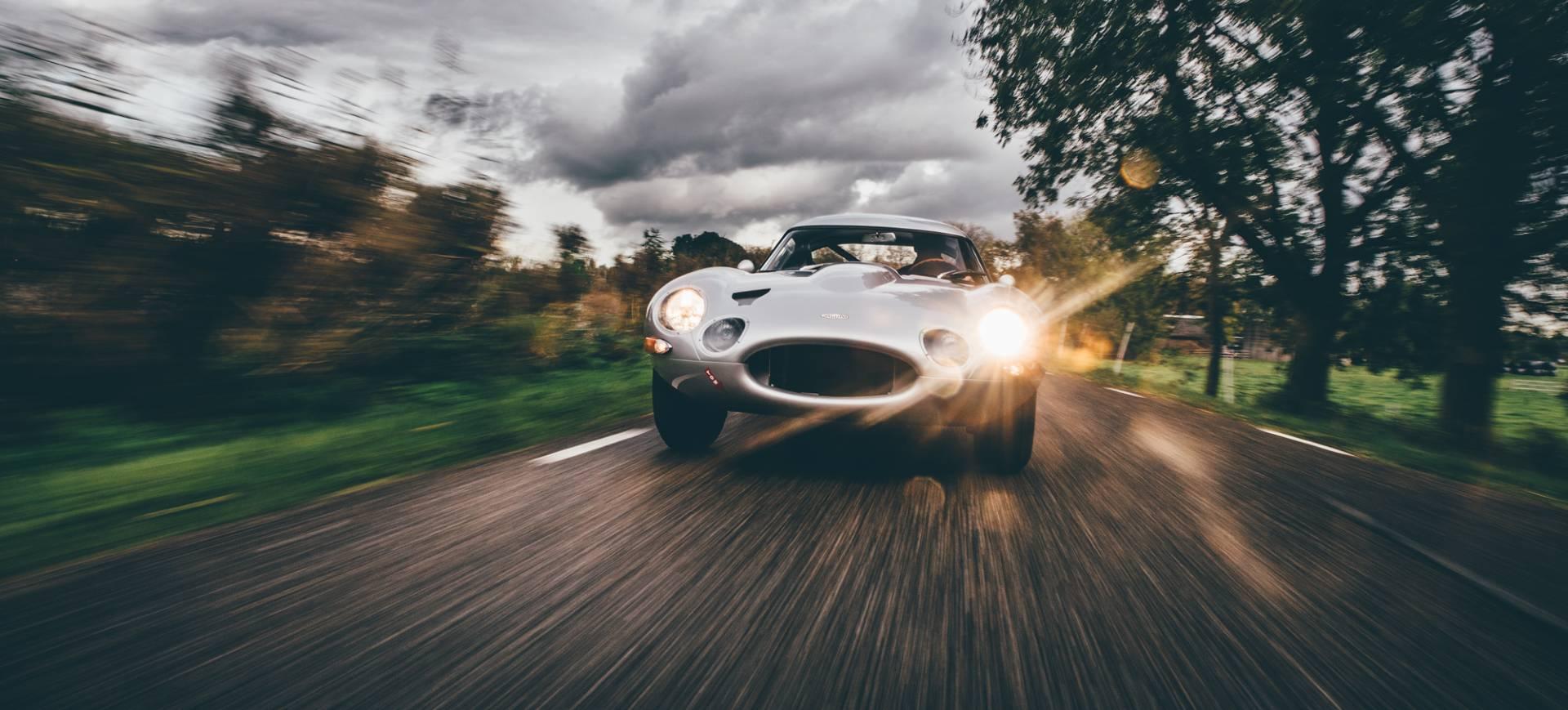 1963 Jaguar E-Type 3.8 Lowdrag Recreation 4