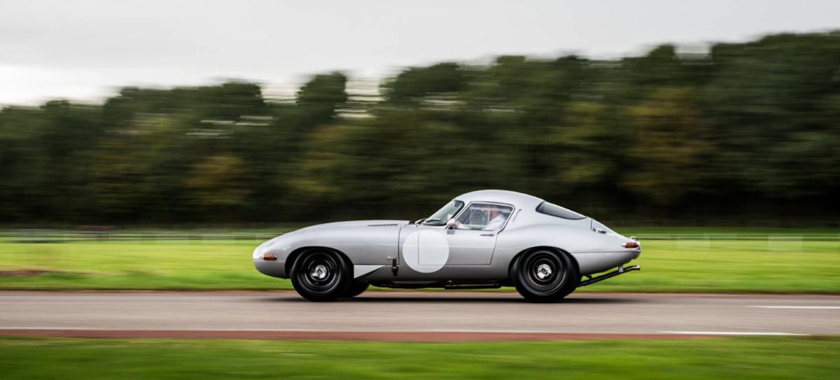 1963 Jaguar E-Type 3.8 Lowdrag Recreation