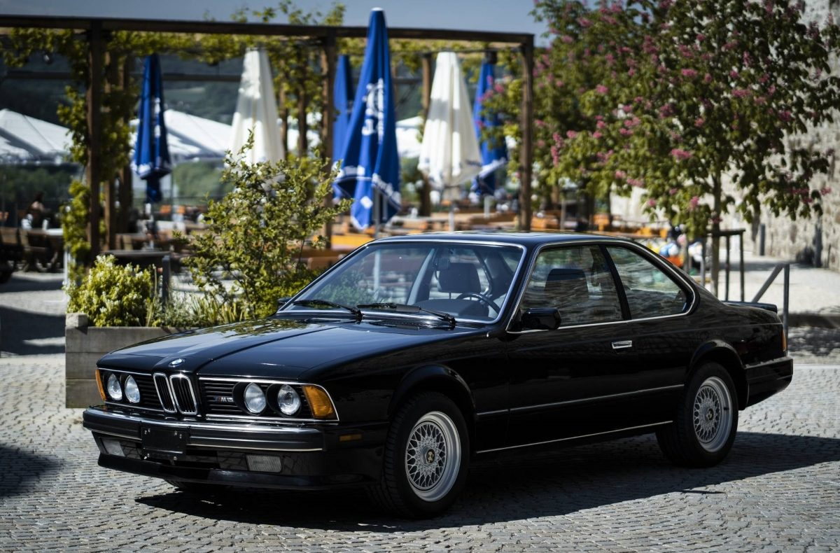 Classic Trader Reviews The Bmw 6 Series E24 Coupe Profile
