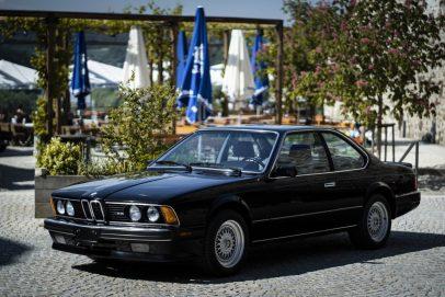 1988 BMW M6 CSi side 2