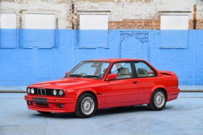 1989 BMW E30 325i Coupè