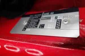 Audi Sport quattro 4