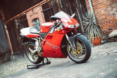 Ducati 916 Front2