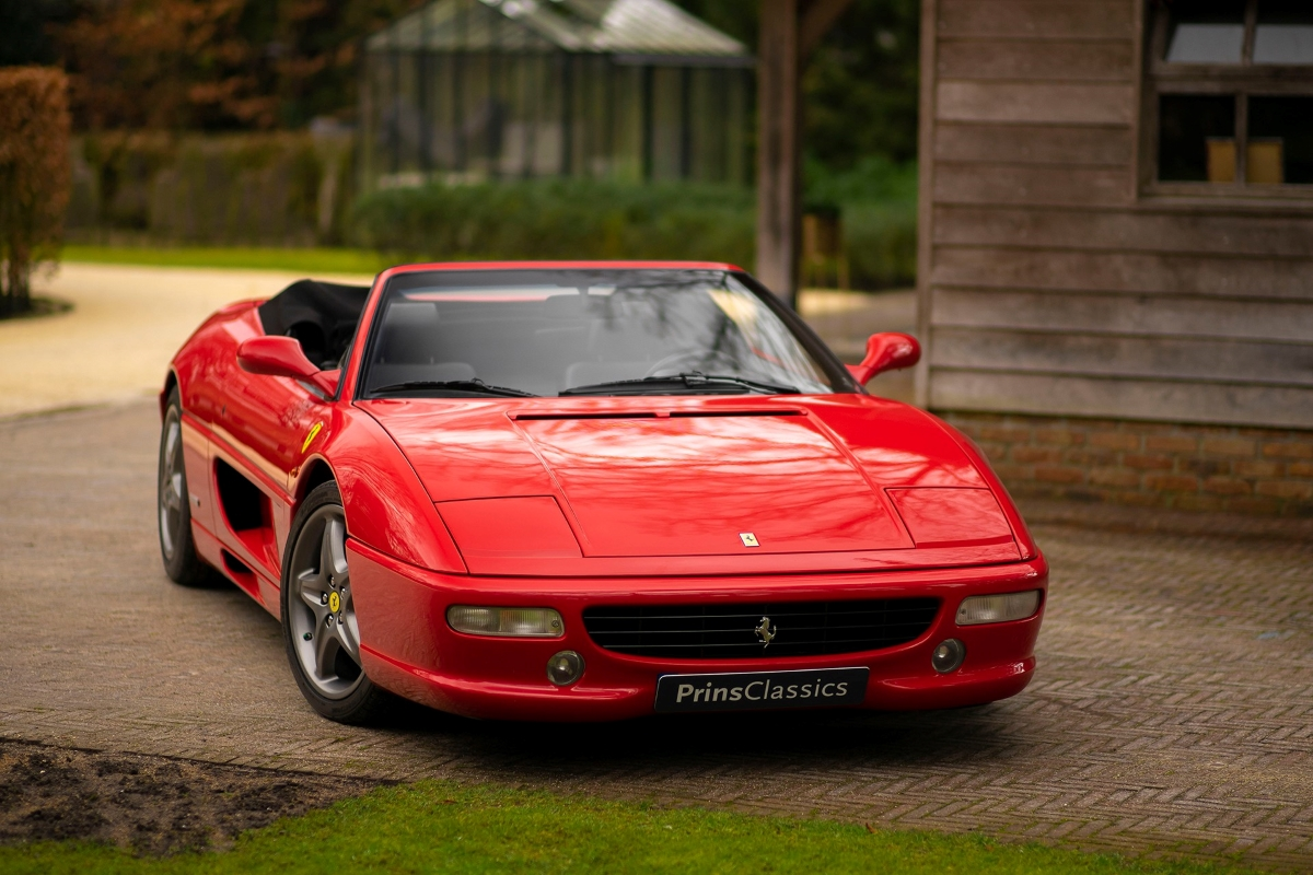 Classic Trader Reviews Ferrari F355 Buying Guide Berlinetta Spider Or Gts