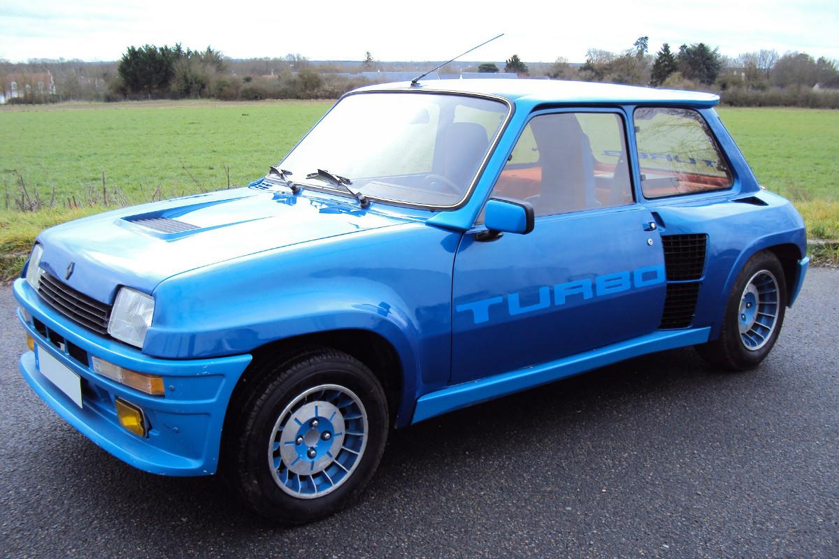 Renault R5 Turbo 1