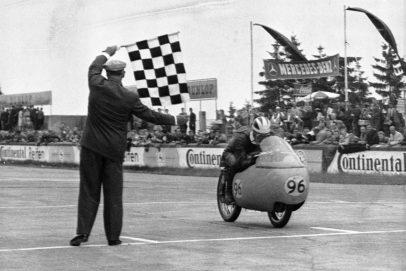 Moto Guzzi Racing