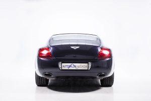 Bentley Continental GT (2004) back