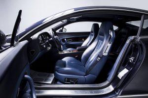 Bentley Continental GT (2004) seats