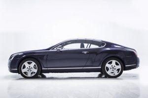 Bentley Continental GT (2004) side