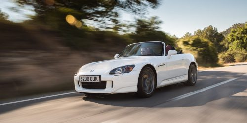 The Honda S2000 buying guide – High revving open top thrills
