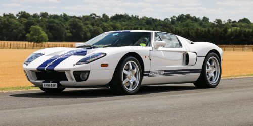 The Ford GT 2005-2006 Buying Guide – Pure driving experience with 550bhp