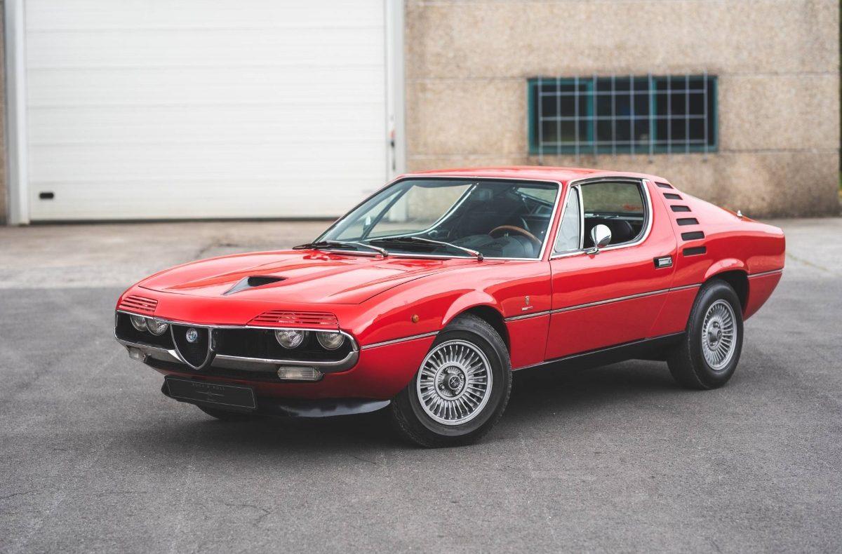 Alfa Romeo Montreal (1972)