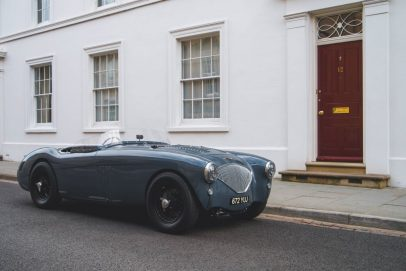 Austin-Healey 100/4 BN1 1954 JME Healeys