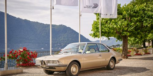 BMW GARMISCH – THE RESURRECTION OF THE BAVARIAN BERTONE