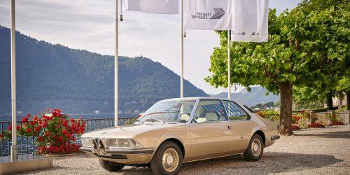 BMW GARMISCH – THE RESURRECTION OF THE BAVARIAN BERTONE