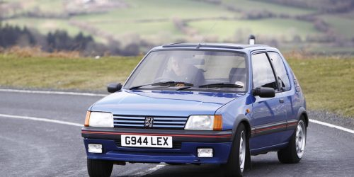 The Peugeot 205 GTI Buying Guide – '80s hot hatch perfection