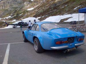 Alpine-Renault-A110-Heck