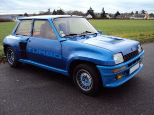 Renault-R5-Turbo-Front