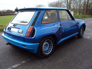 Renault-R5-Turbo-Heck