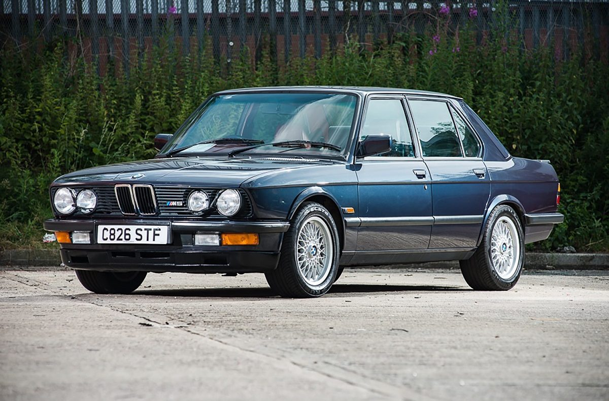 The Bmw E28 M5 Buying Guide The Super Saloon Journey Begins Here