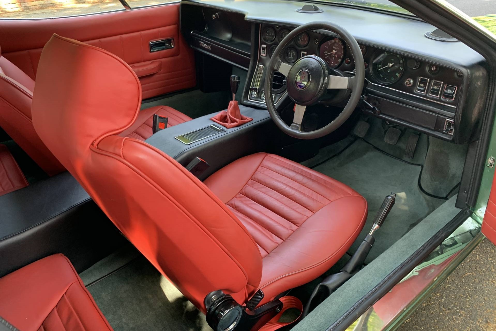 1975 Maserati Merak 3