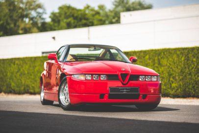 Alfa Romeo SZ (1991) Buying Guide