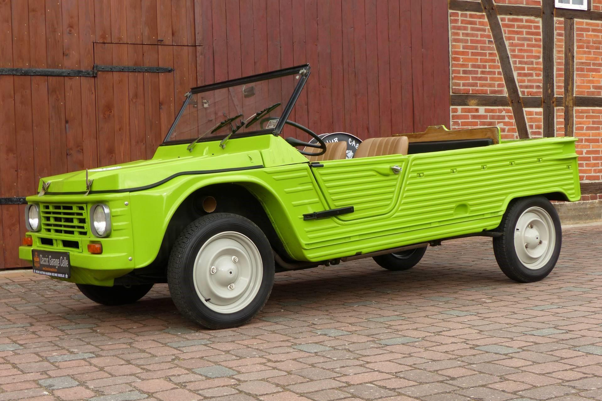 Citroën Mehari (1979) 4
