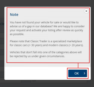 Vehicle DataSpecification 1