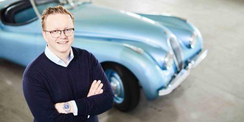 Classic Trader Dealer Portrait: Bastian Voigt Collectors Cars
