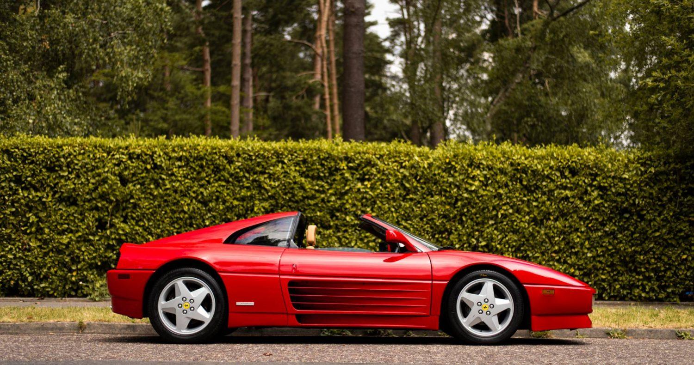 Ferrari 348 TS (1991) 5