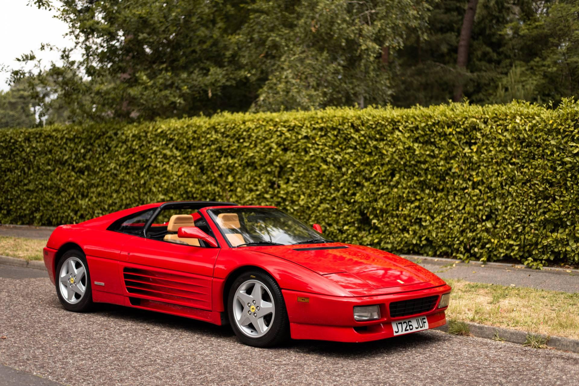 Ferrari 348 TS (1991) 6