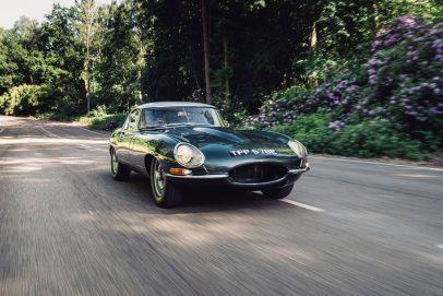 Jaguar E-Type English Classic Cars