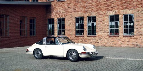 Number 1: The first ever produced Porsche 911 Targa is ready for you