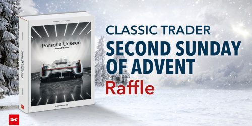 Classic Trader Advent-Raffle 2020: Second Sunday of December
