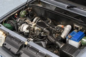 Citroen BX 4 engine