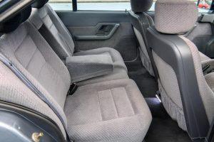 Citroen BX 7 interior