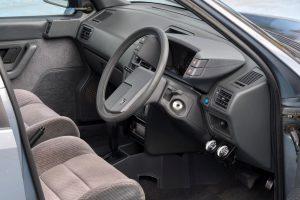 Citroen BX 8 interior