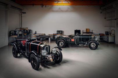 Bentley Blower Car Zero (2)