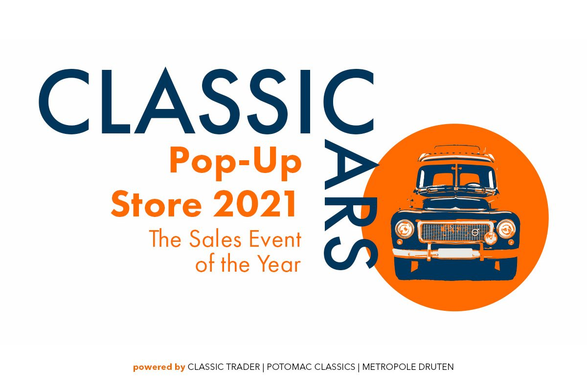 Classic Cars Pop-Up Store