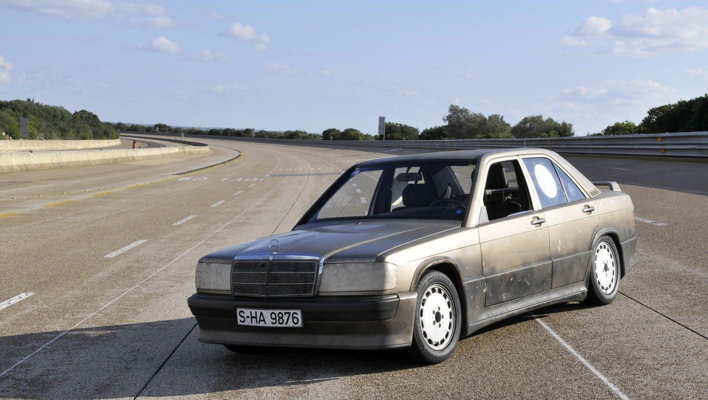 Mercedes-Benz 190 E 2.3 16 W 201 2