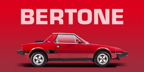 The history of Carrozzeria Bertone – Between Elegance and Extreme