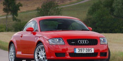 Audi TT buying guide – The Bauhaus sports car